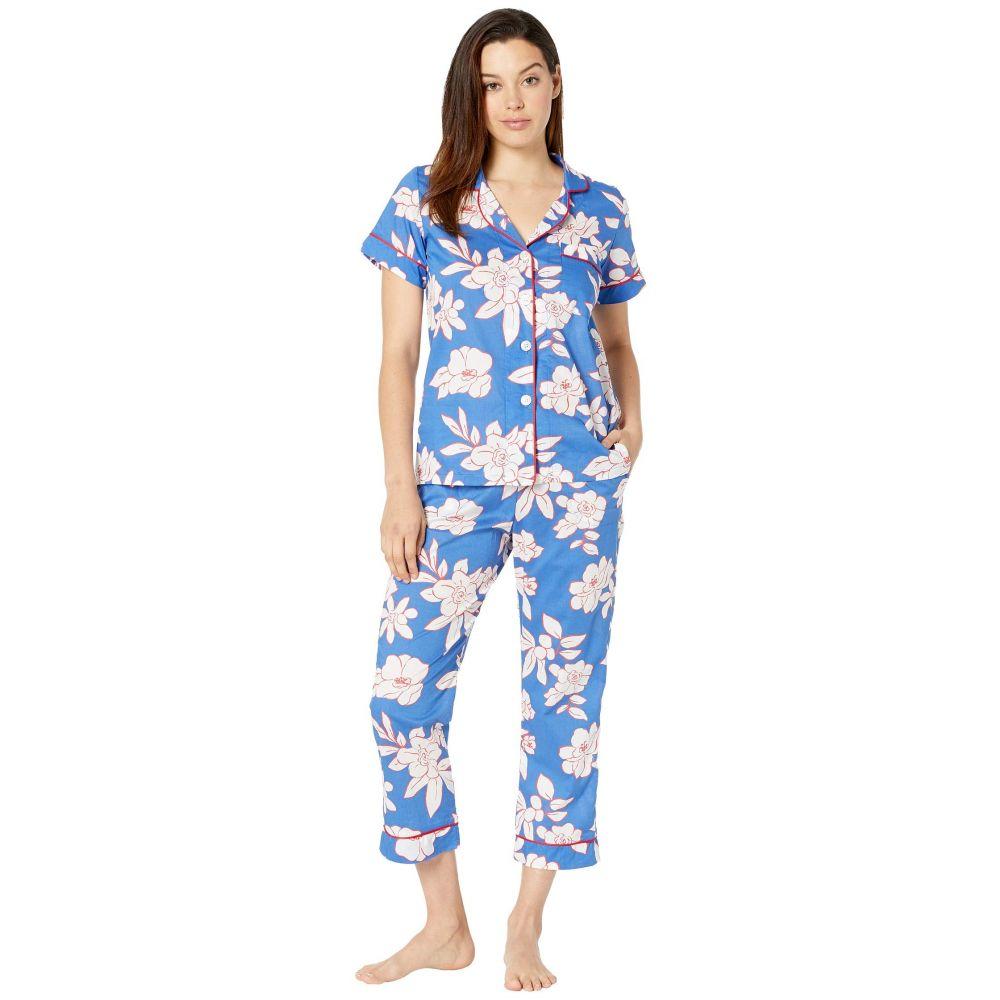 ベッドヘッド BedHead Pajamas レディース インナー・下着 パジャマ・上下セット【Short Sleeve Cropped Pajama Set】Oh Beautiful