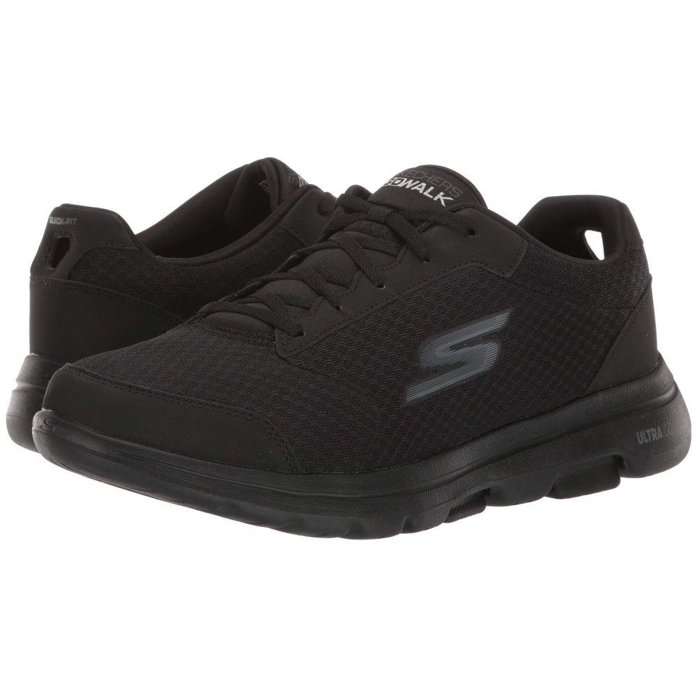 スケッチャーズ SKECHERS Performance メンズ シューズ・靴 スニーカー【Go Walk 5 - Qualify】Black