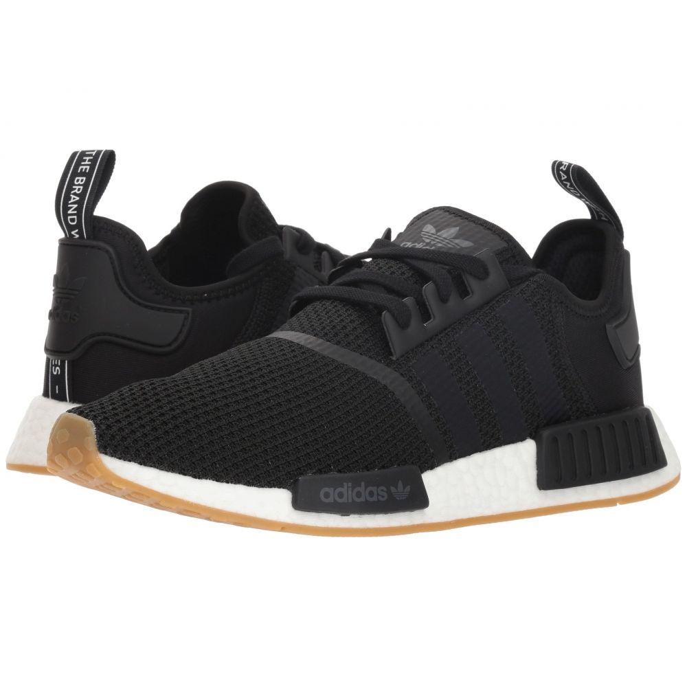 アディダス adidas Originals メンズ シューズ・靴【NMD_R1】Black/Black/Gum 3