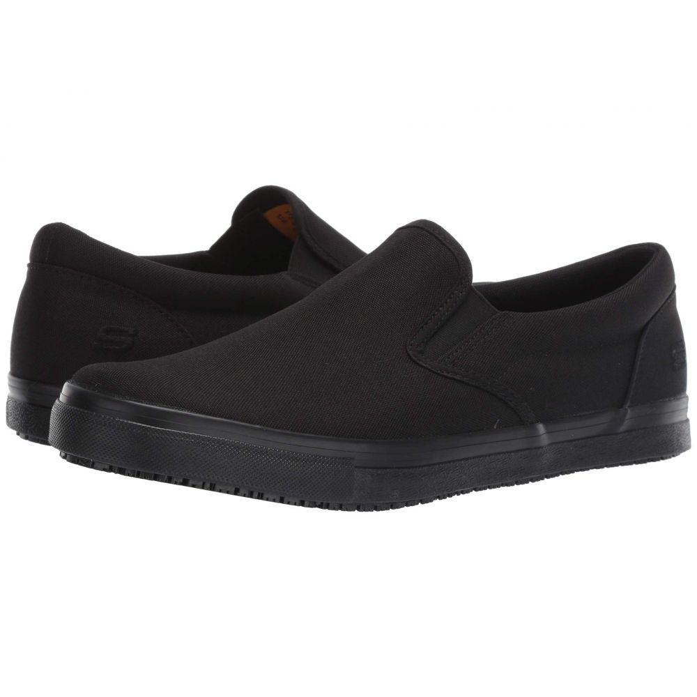スケッチャーズ SKECHERS Work メンズ シューズ・靴【Sudler - Dedham】Black