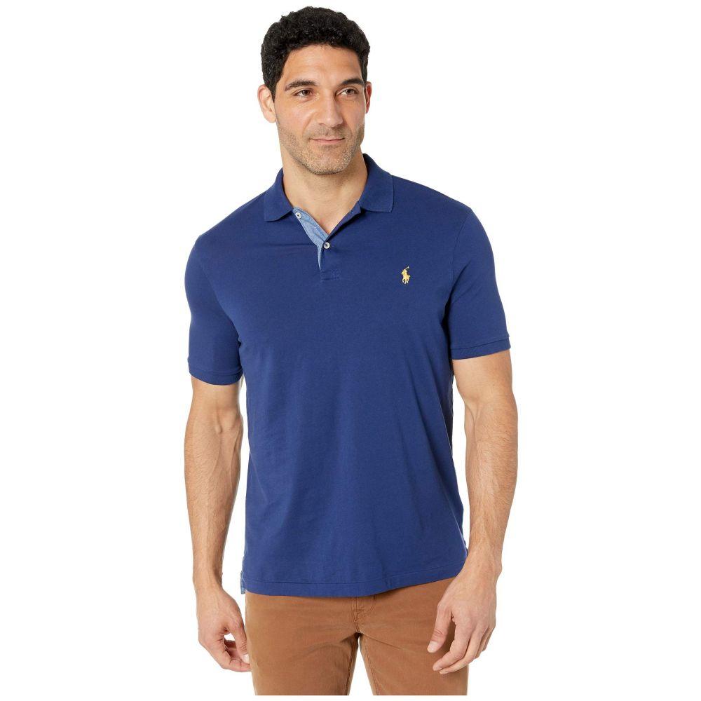 ラルフ ローレン Polo Ralph Lauren メンズ トップス ポロシャツ【Short Sleeve Jersey Polo - Classic】Freshwater