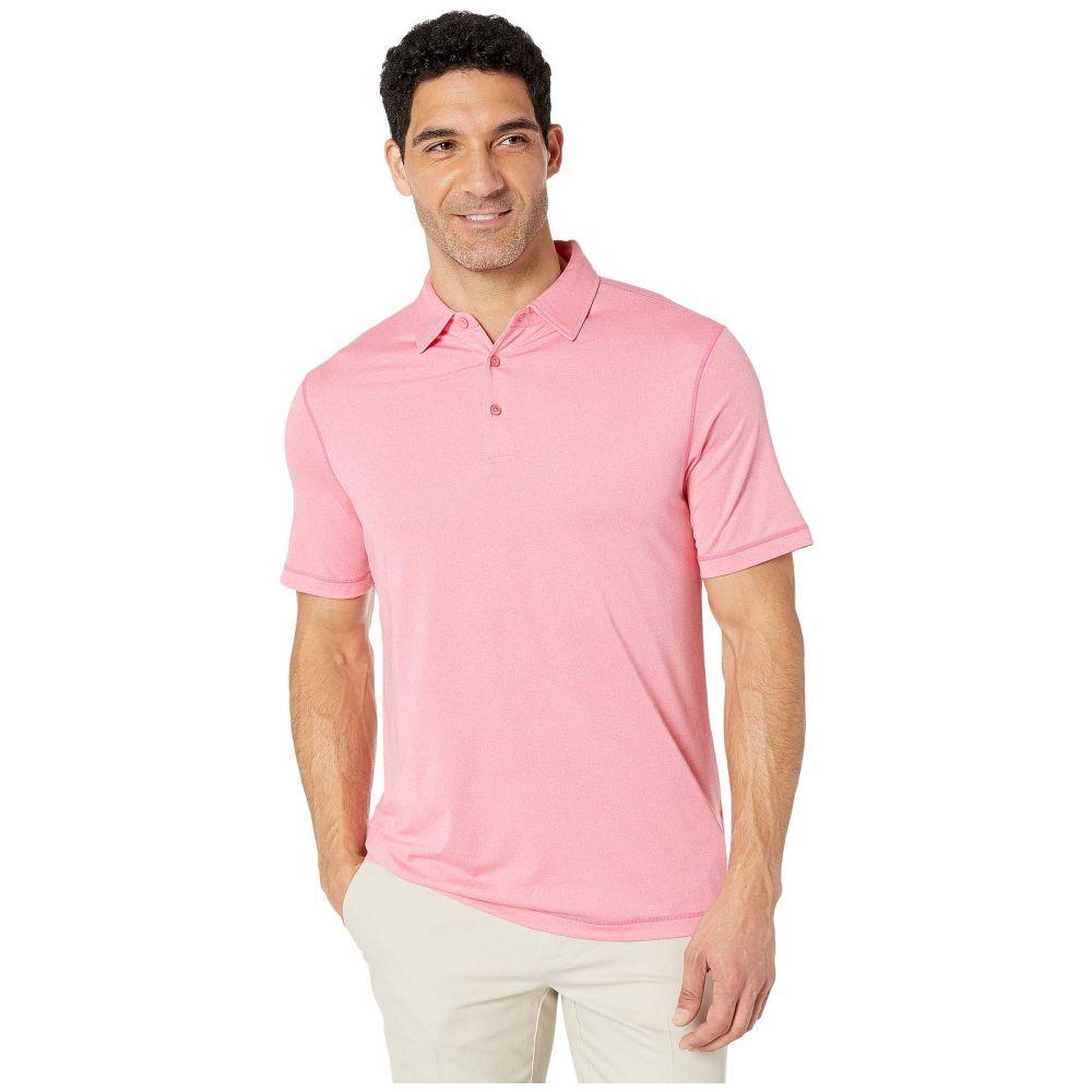 ブガッチ BUGATCHI メンズ トップス ポロシャツ【Short Sleeve Polo】Pink