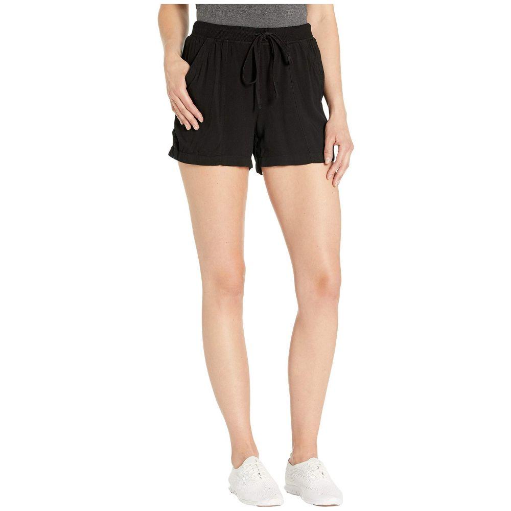 ハードテイル Hard Tail レディース ボトムス・パンツ ショートパンツ【Drawstring Pocket Shorts】Black