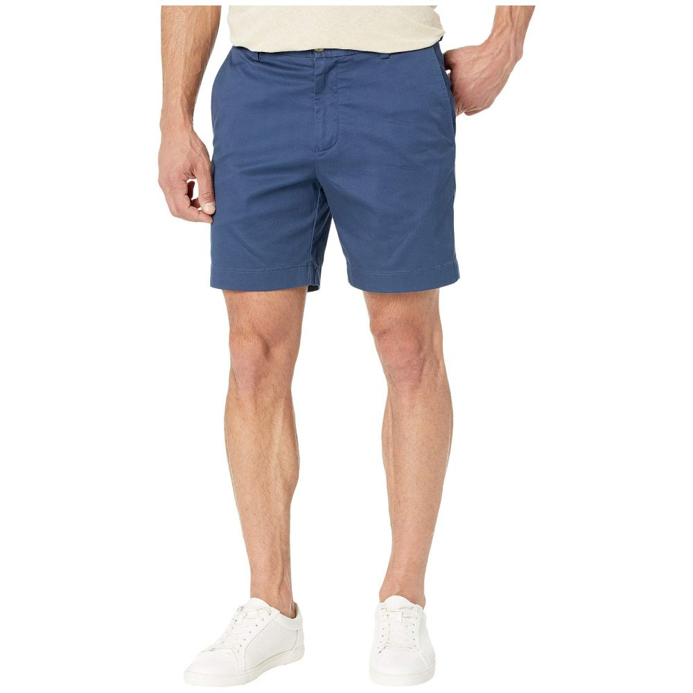 サザンタイド Southern Tide メンズ ボトムス・パンツ ショートパンツ【7' Channel Marker Shorts】Dark Denim