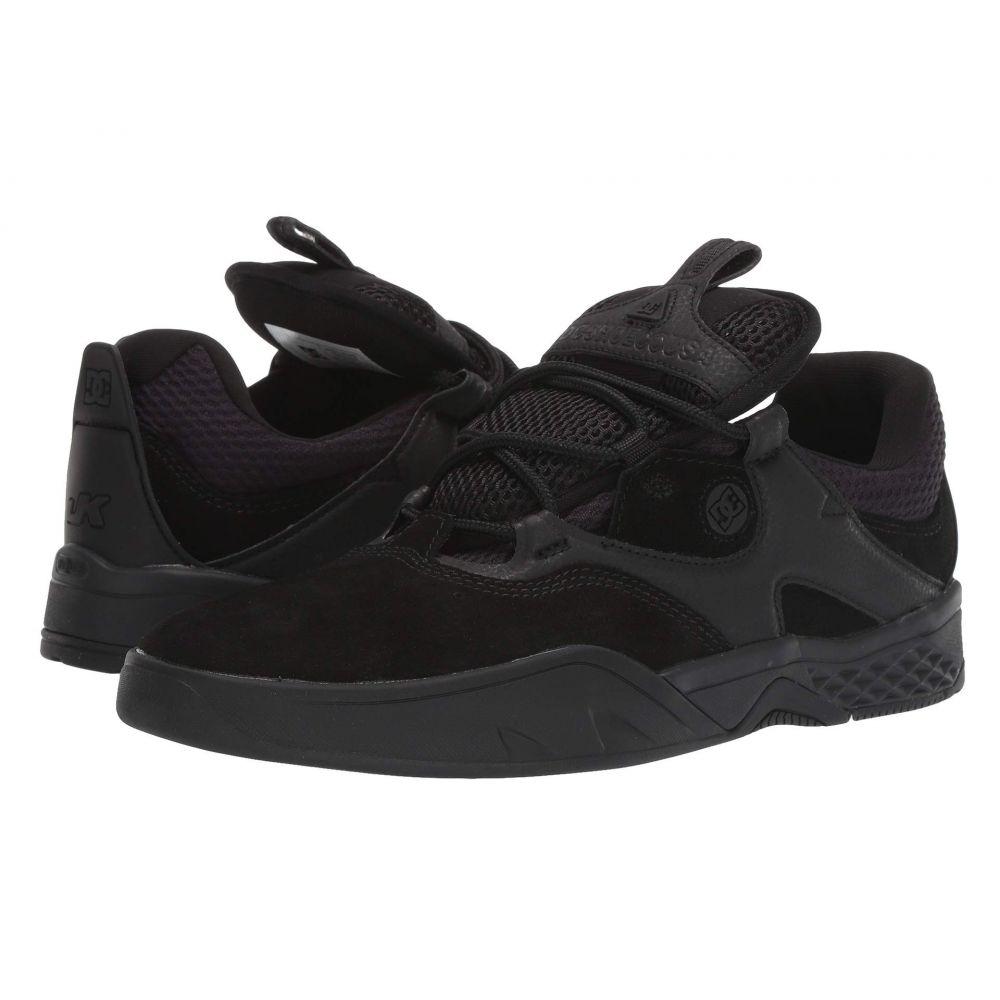 ディーシー DC メンズ シューズ・靴 スニーカー【Kalis】Black/Black/Black