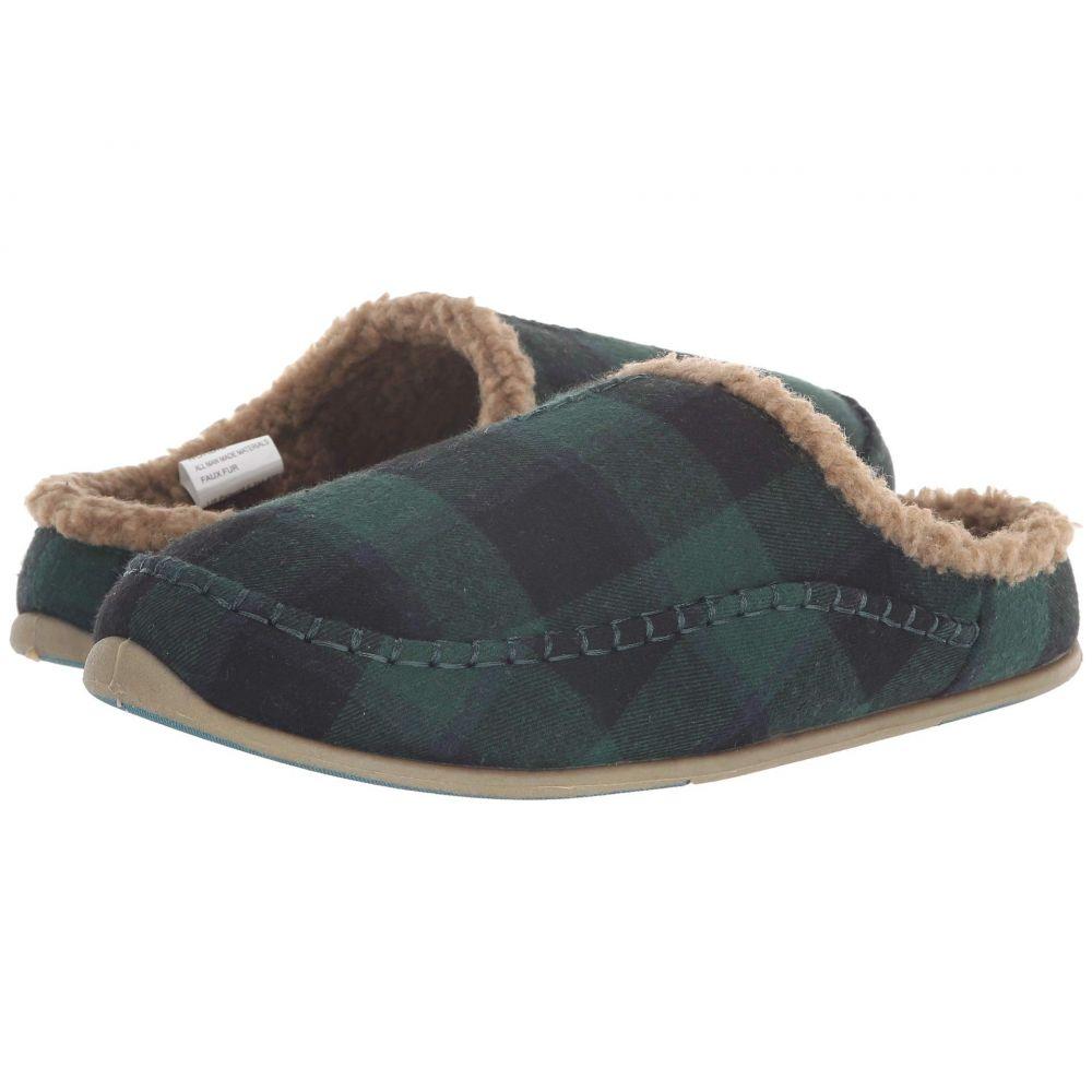ディール スタッグス Deer Stags メンズ シューズ・靴 スリッパ【Nordic Slipper】Dark Green/Black