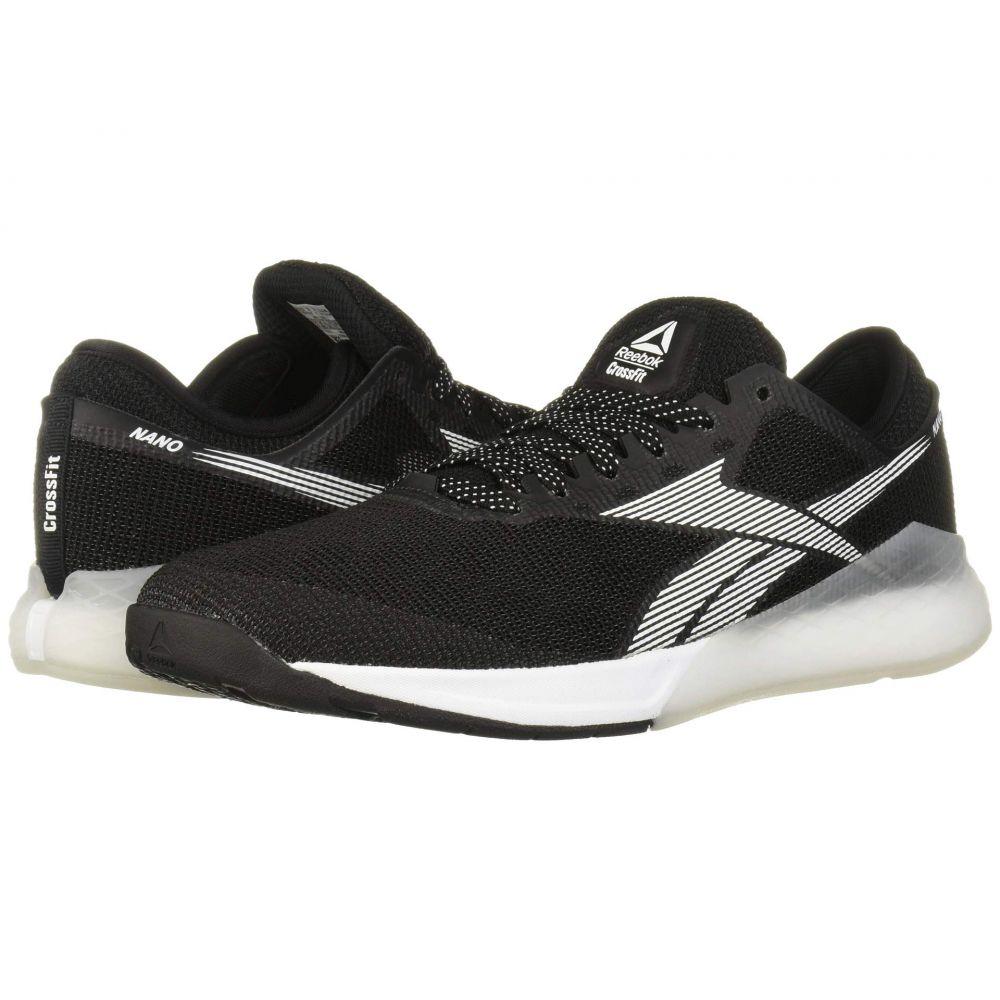 リーボック Reebok メンズ シューズ・靴【Nano 9】Black/White 1
