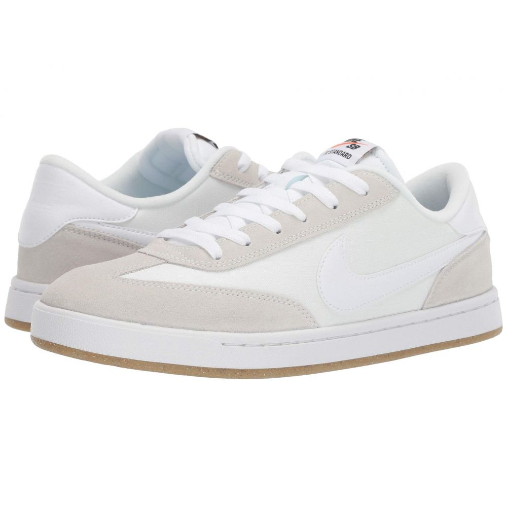 ナイキ Nike SB メンズ シューズ・靴 スニーカー【FC Standard】Summit White/White/Gum Light Brown/White