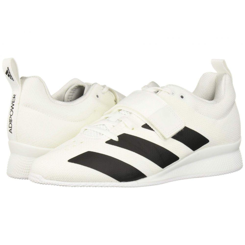 アディダス adidas メンズ シューズ・靴【Adipower Weightlifting II】Footwear White/Core Black/Footwear White
