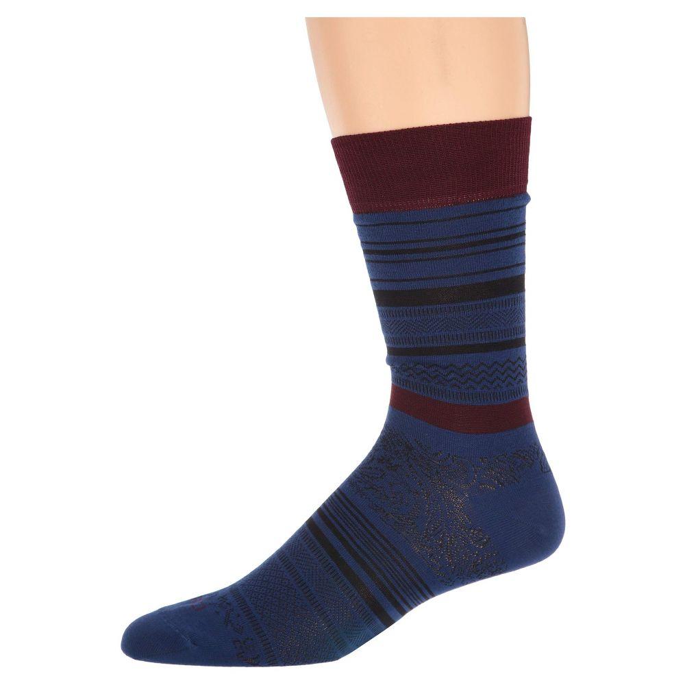 エトロ Etro メンズ インナー・下着 ソックス【Striped Socks】Blue