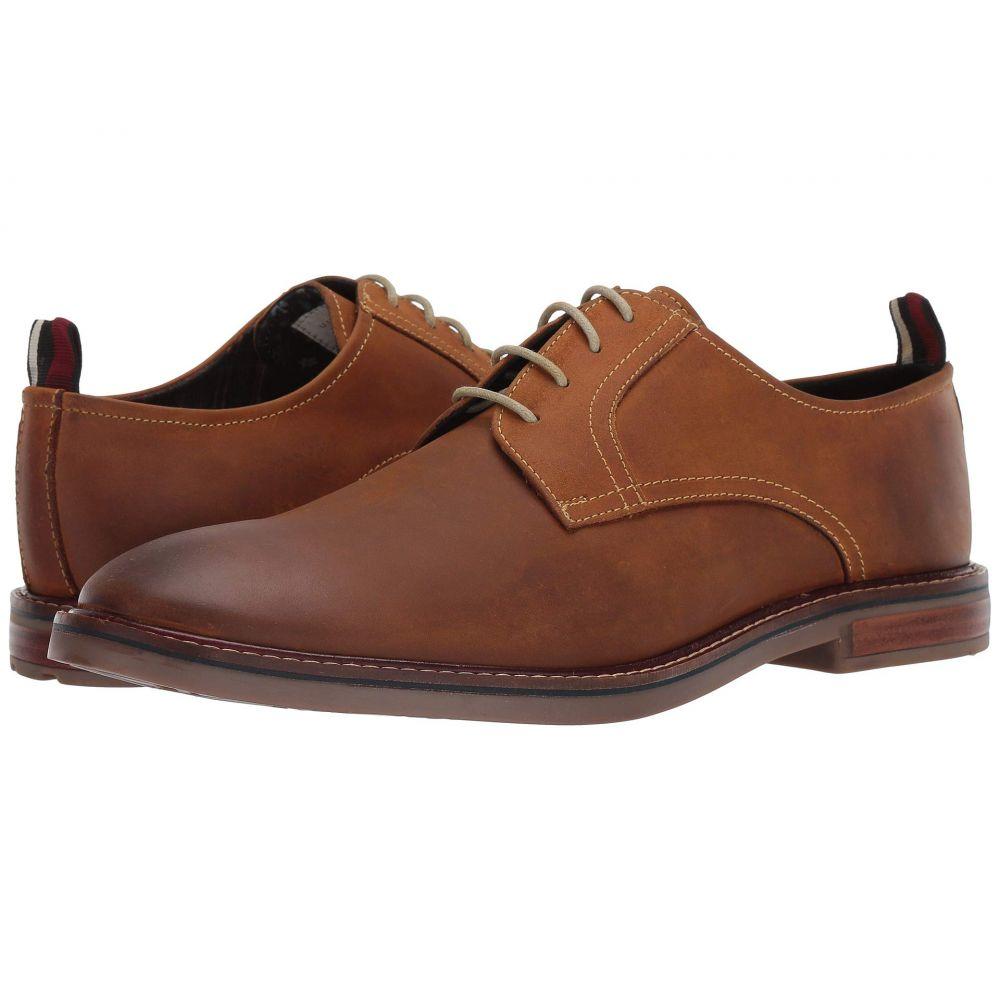 ベンシャーマン Ben Sherman メンズ シューズ・靴 革靴・ビジネスシューズ【Birk Plain Toe】Tan Leather