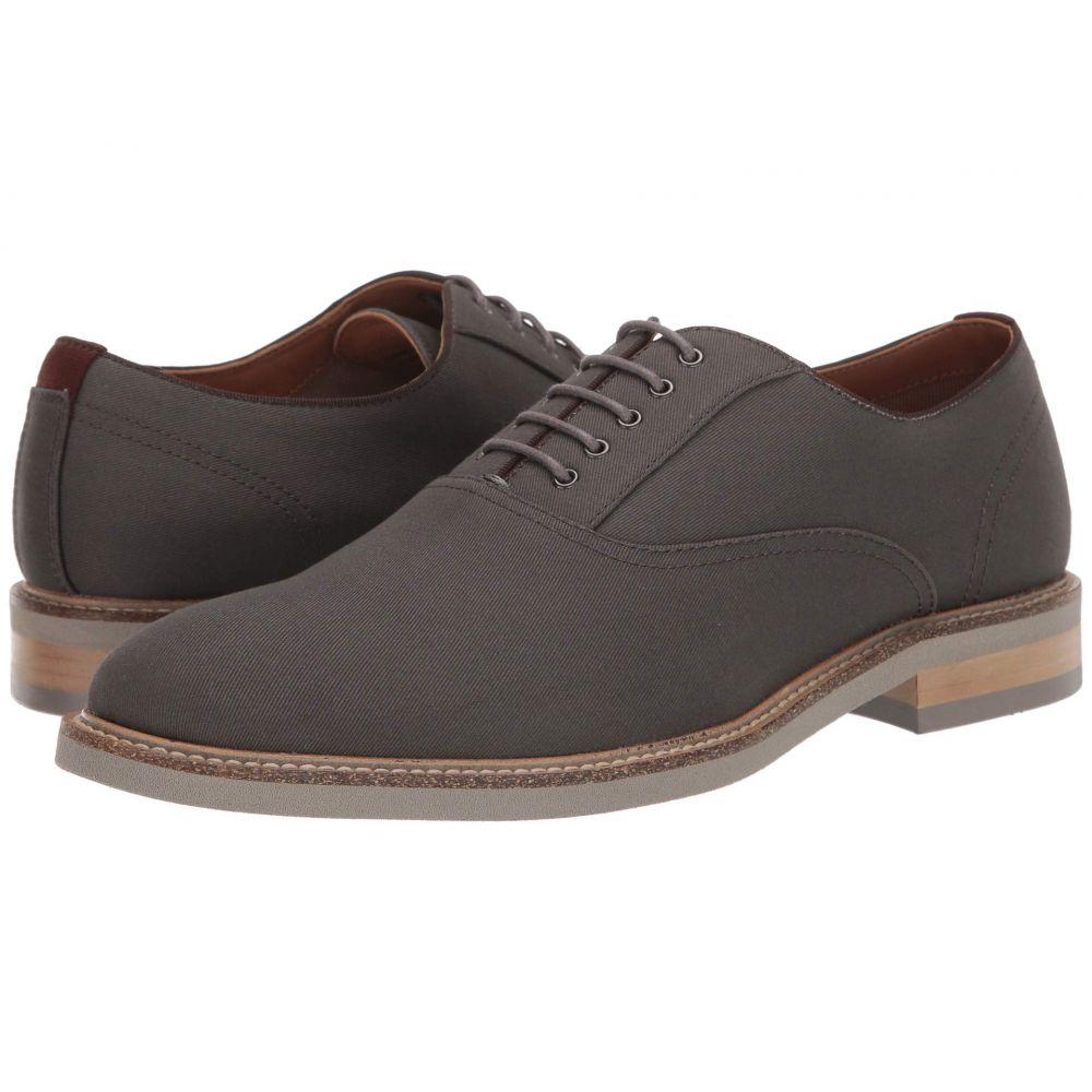 スティーブ マデン Steve Madden メンズ シューズ・靴 革靴・ビジネスシューズ【Carsen】Grey Fabric