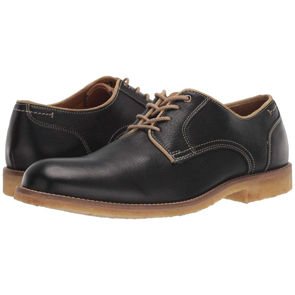 ジェイ&エム J&M EST. 1850 メンズ シューズ・靴 革靴・ビジネスシューズ【Howell Plain Toe】Black