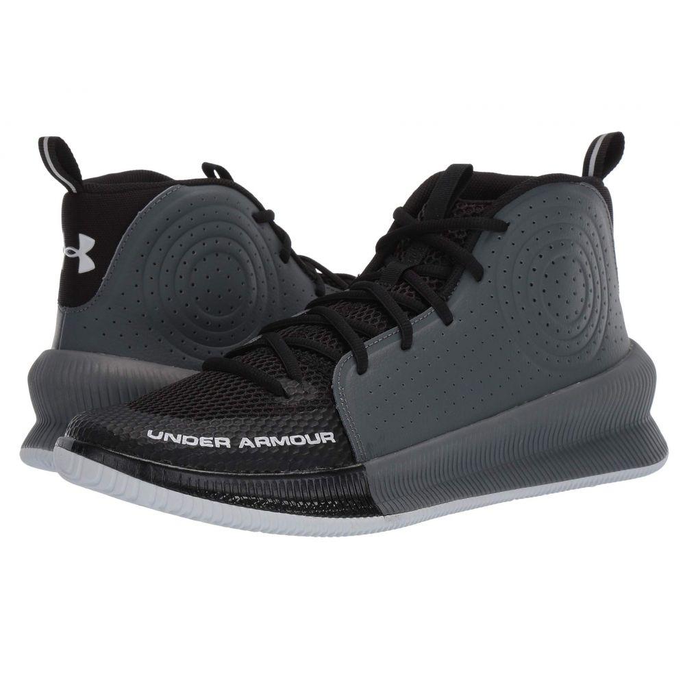 アンダーアーマー Under Armour メンズ バスケットボール シューズ・靴【Jet】Black/Pitch Gray/Halo Gray