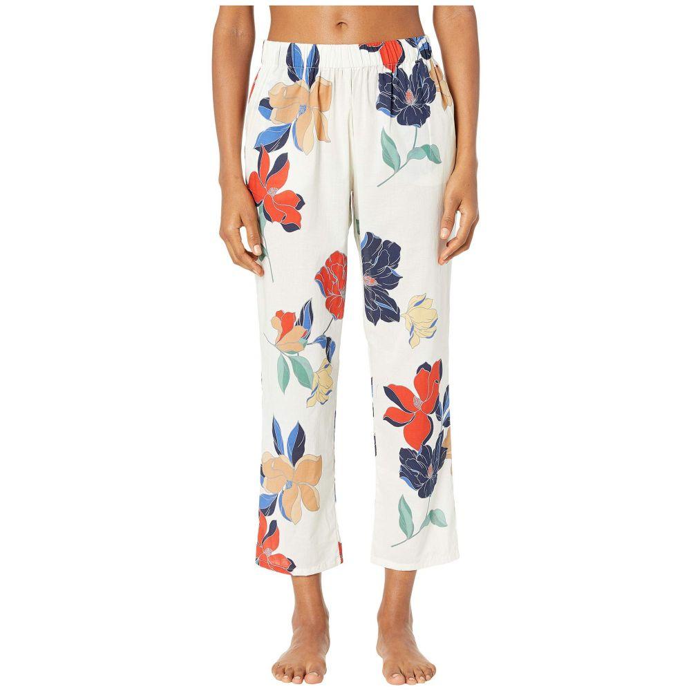 メゾン ド ソワール Maison Du Soir レディース インナー・下着 パジャマ・ボトムのみ【Positano Pants】Ivory Floral