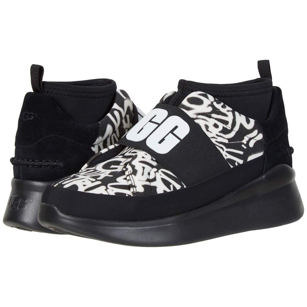 アグ UGG レディース シューズ・靴 スニーカー【Neutra Sneaker】Black/White