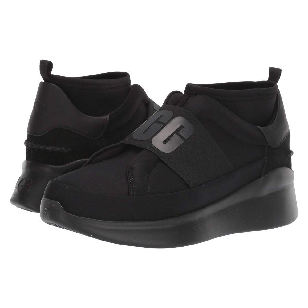 アグ UGG レディース シューズ・靴 スニーカー【Neutra Sneaker】Black/Black