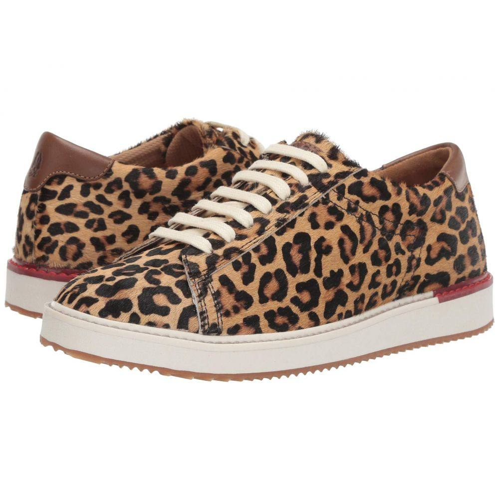 ハッシュパピー Hush Puppies レディース シューズ・靴 スニーカー【Sabine Sneaker】Leopard Haircalf