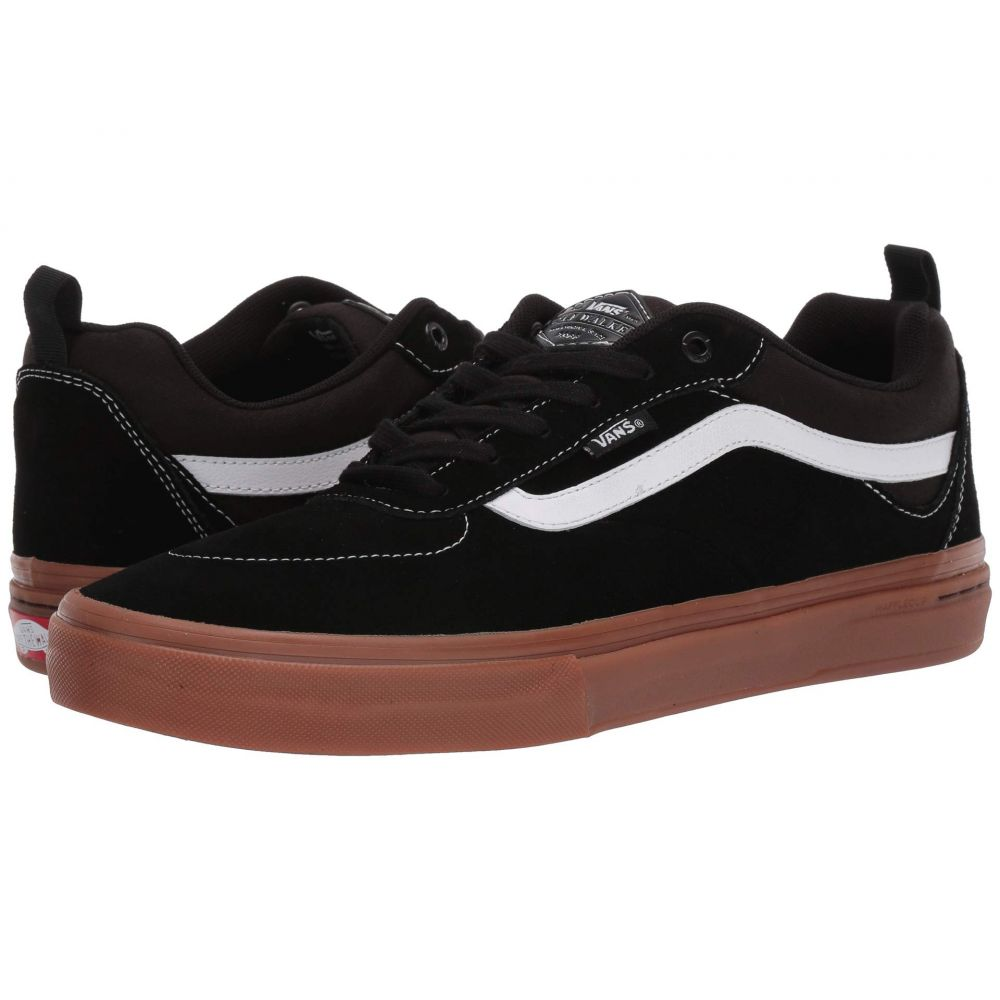ヴァンズ Vans レディース シューズ・靴【Kyle Walker Pro】Black/Gum