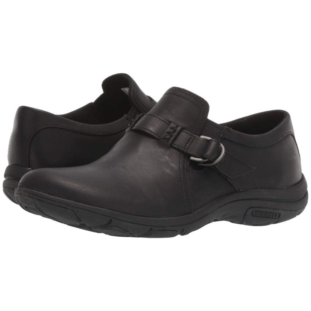 メレル Merrell レディース シューズ・靴 スニーカー【Dassie Stitch Buckle】Black