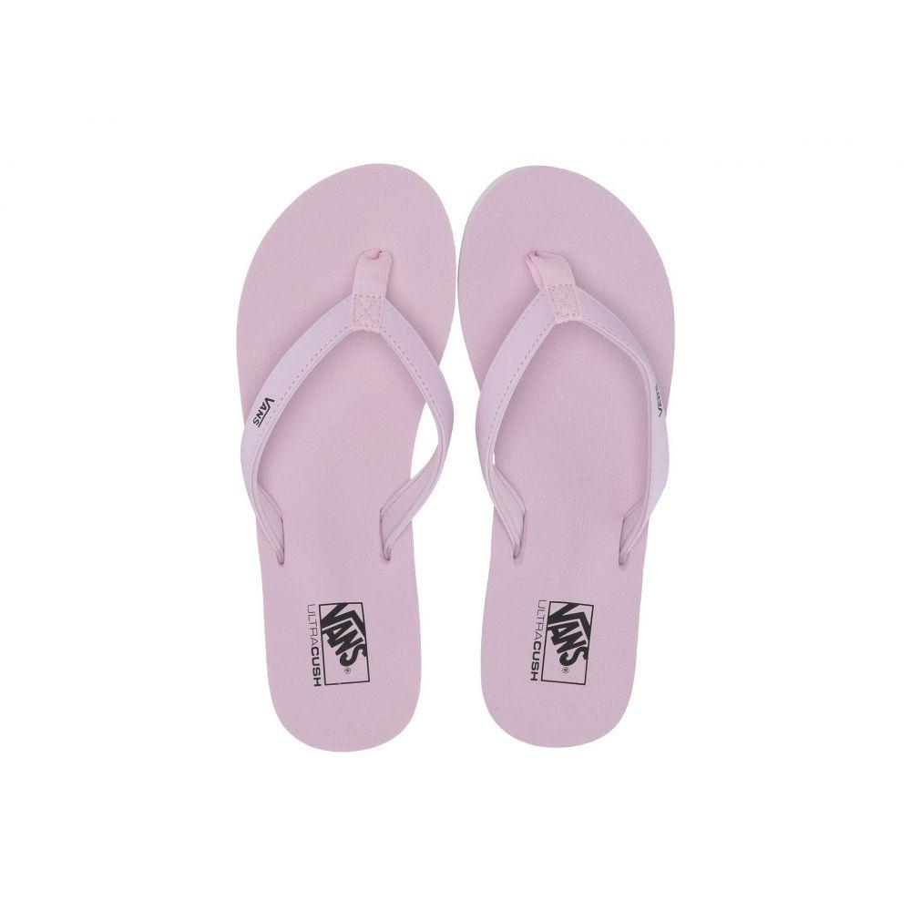 ヴァンズ Vans レディース シューズ・靴 ビーチサンダル【Soft-Top】Lilac Snow