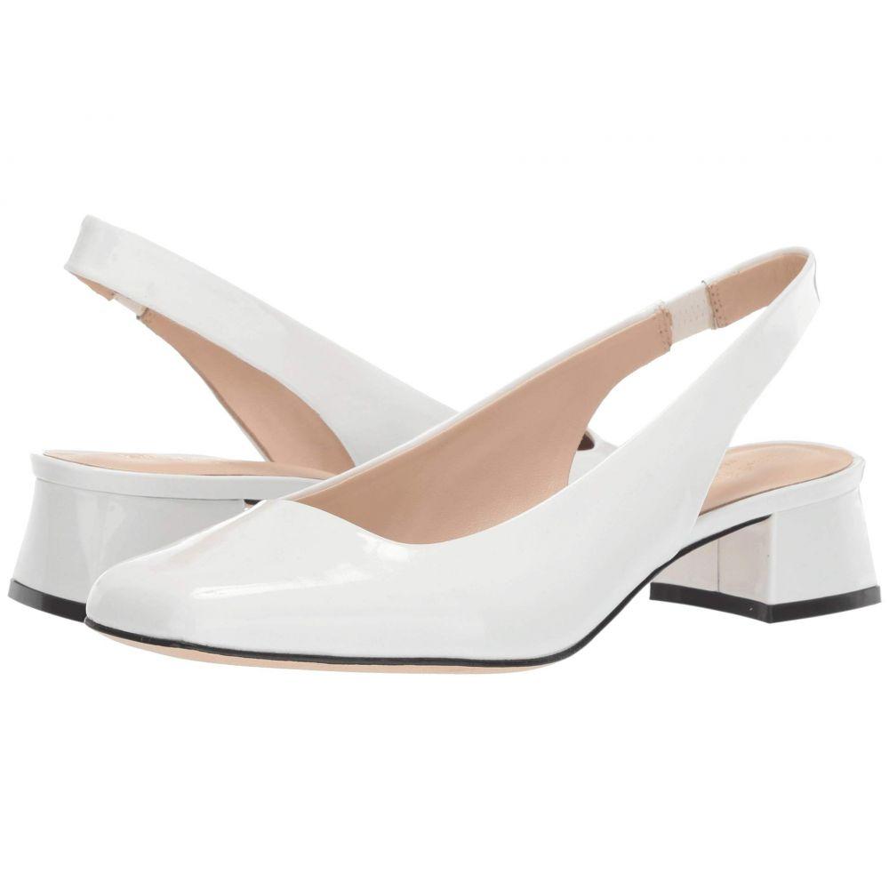ケイト スペード Kate Spade New York レディース シューズ・靴 ヒール【Sam】White Patent