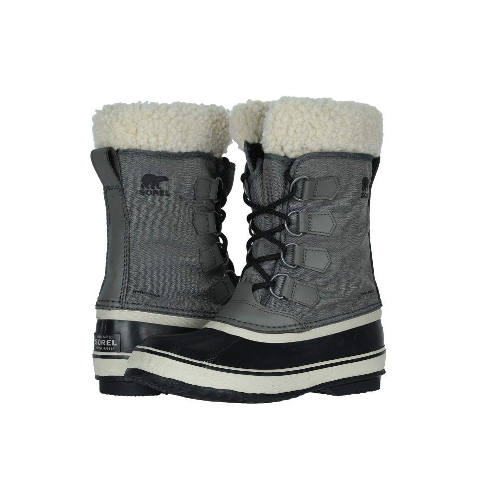ソレル SOREL レディース シューズ・靴 ブーツ【Winter Carnival(TM)】Quarry/Black