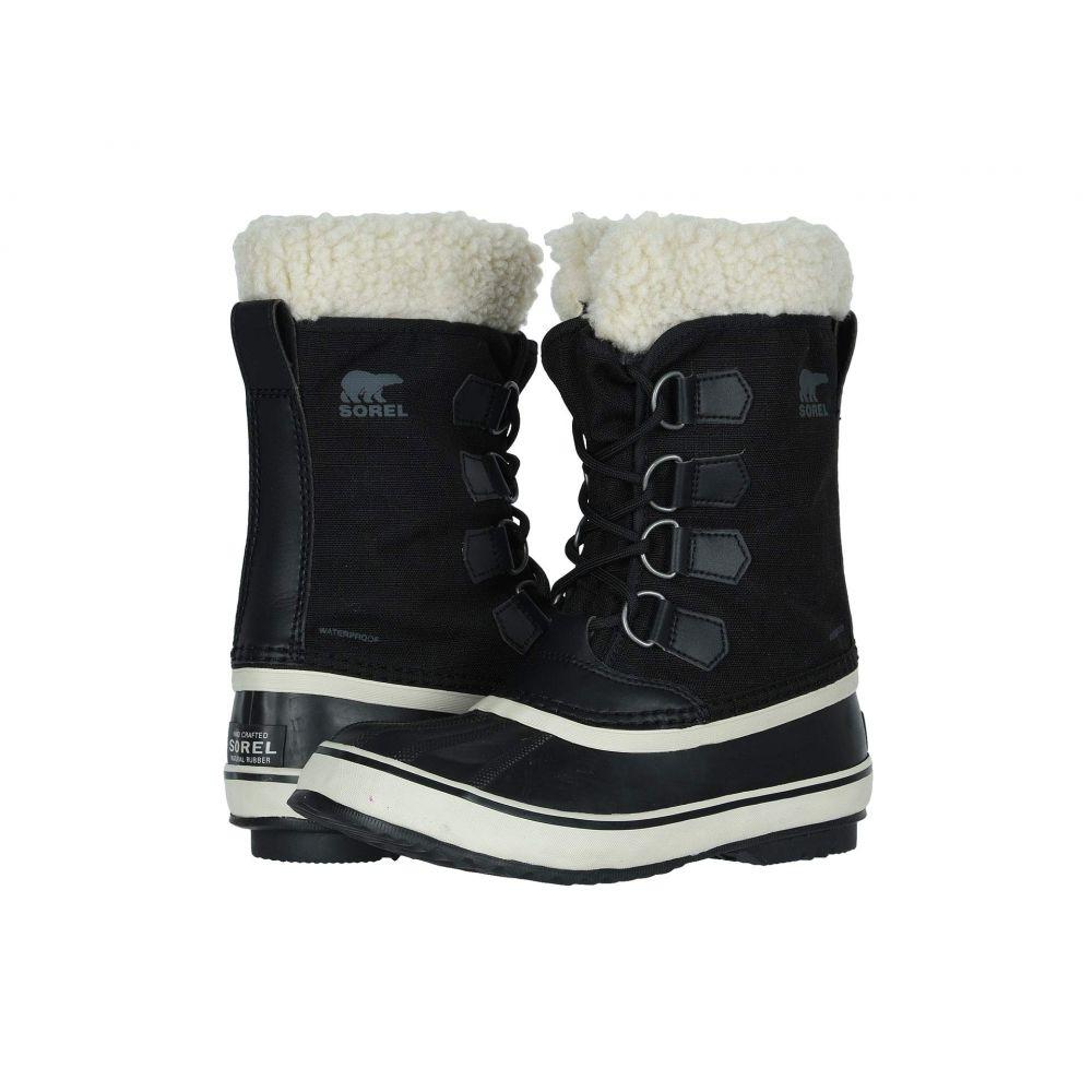 ソレル SOREL レディース シューズ・靴 ブーツ【Winter Carnival(TM)】Black/Stone 1