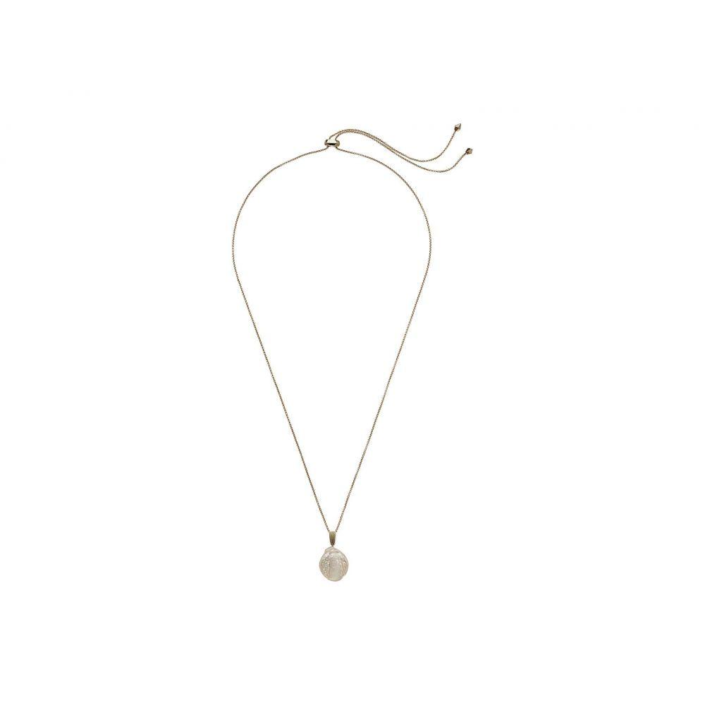 ケンドラ スコット Kendra Scott レディース ジュエリー・アクセサリー ネックレス【Priscilla Necklace】Gold Baroque Pearl