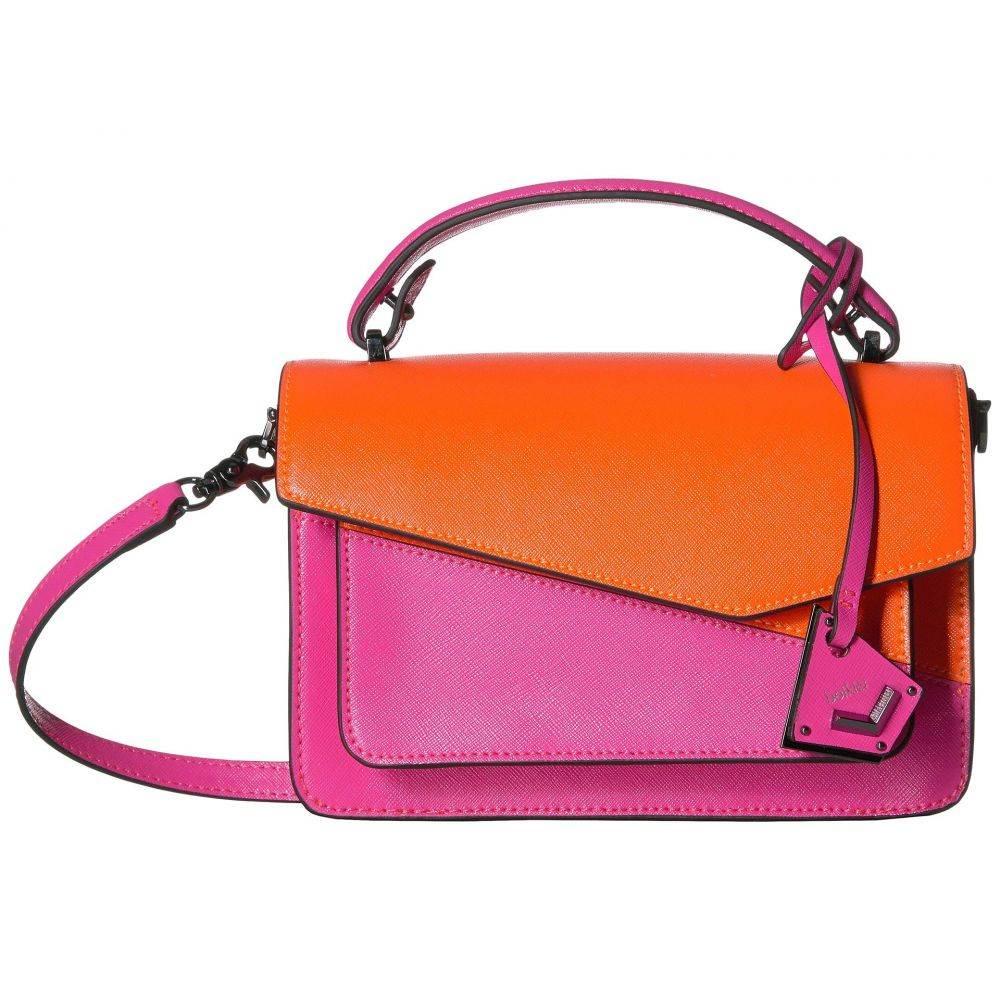 ボトキエ Botkier レディース バッグ ショルダーバッグ【Cobble Hill】Orange/Pink