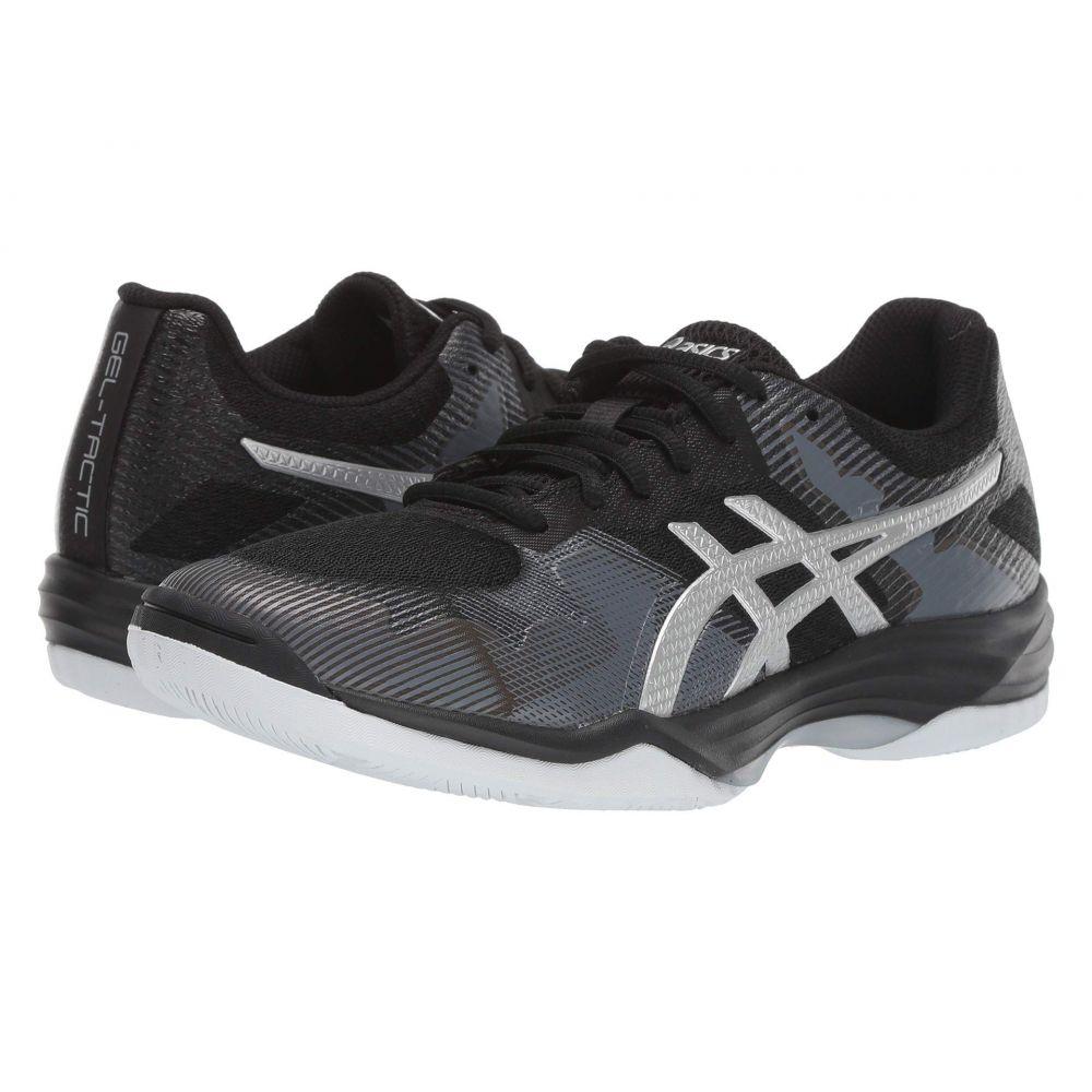 アシックス ASICS レディース バレーボール シューズ・靴【GEL-Tactic】Black/Silver