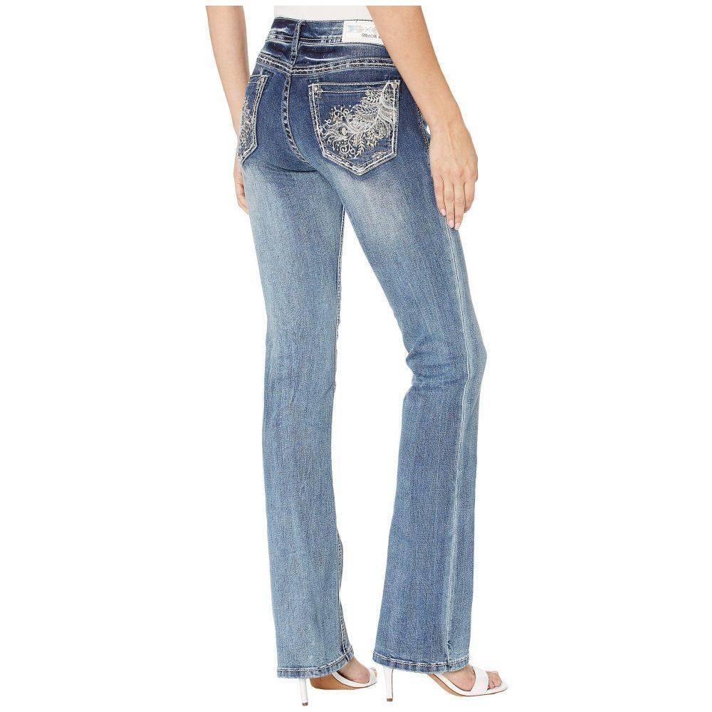グレース イン LA Grace in LA レディース ボトムス・パンツ ジーンズ・デニム【Feather Jeans in Medium Blue】Medium Blue
