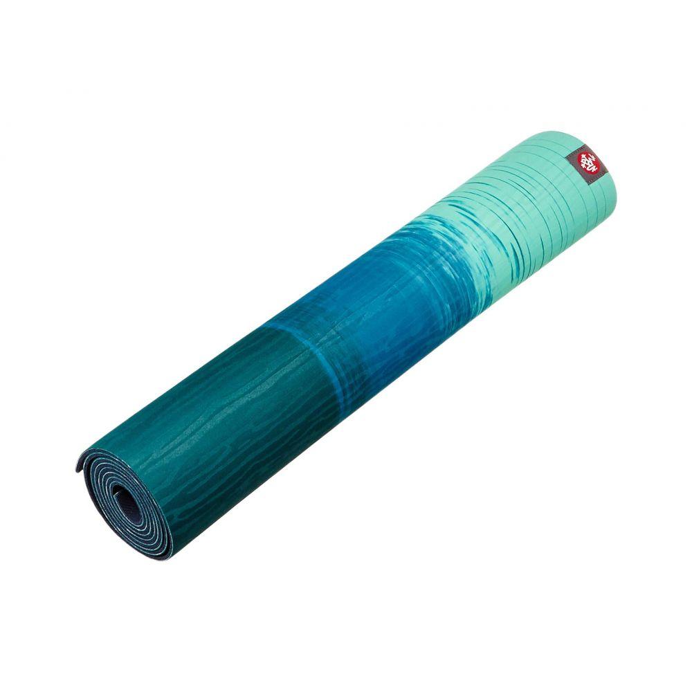 マンドゥカ manduka レディース ヨガ・ピラティス ヨガマット【eKO Lite Mat 4mm Yoga Mat】Thrive 3 Stripe