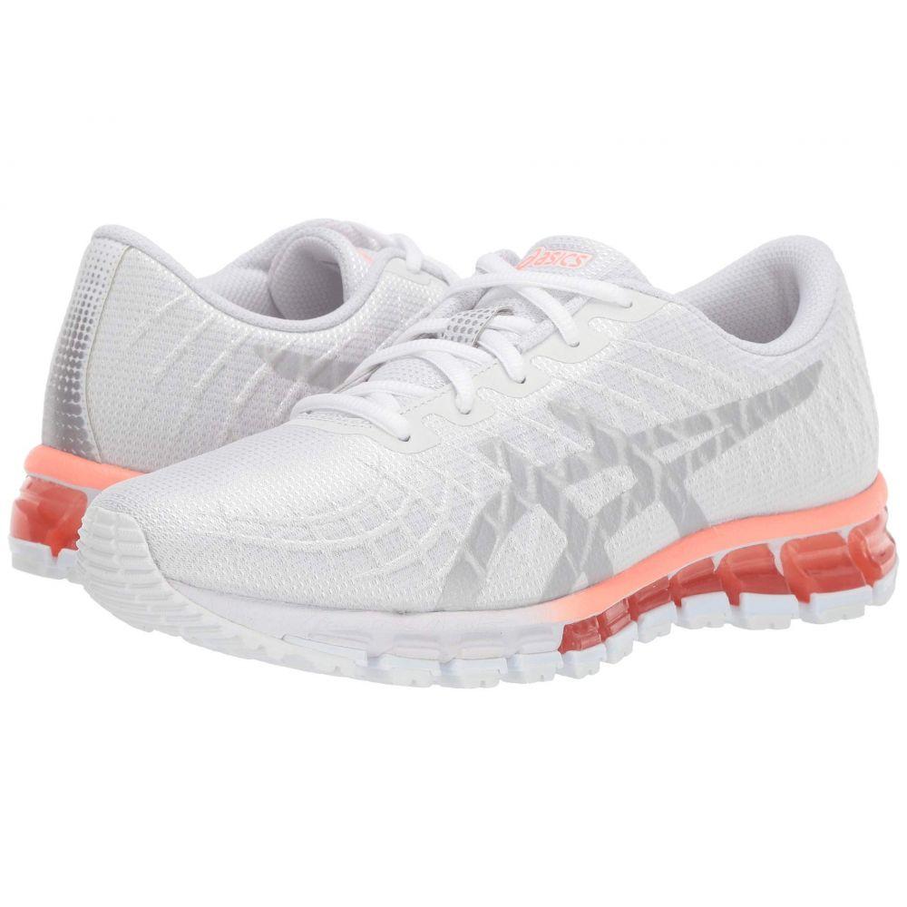 アシックス ASICS レディース ランニング・ウォーキング シューズ・靴【GEL-Quantum 180 4】White/Silver