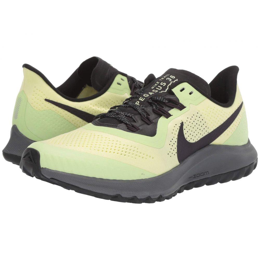 ナイキ Nike レディース ランニング・ウォーキング シューズ・靴【Air Zoom Pegasus 36 Trail】Luminous Green/Burgundy Ash/Black