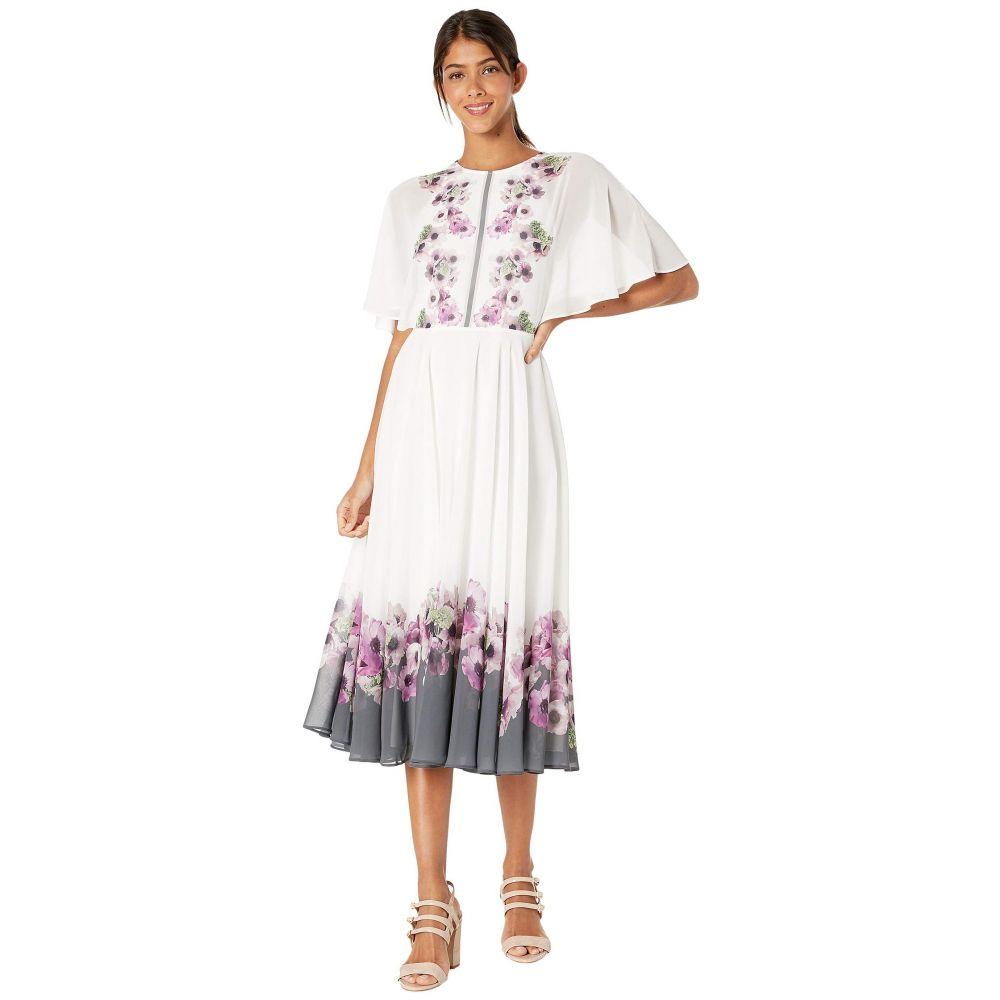 テッドベーカー Ted Baker レディース ワンピース・ドレス ワンピース【Begoni Neopolitan Maxi Dress】Ivory