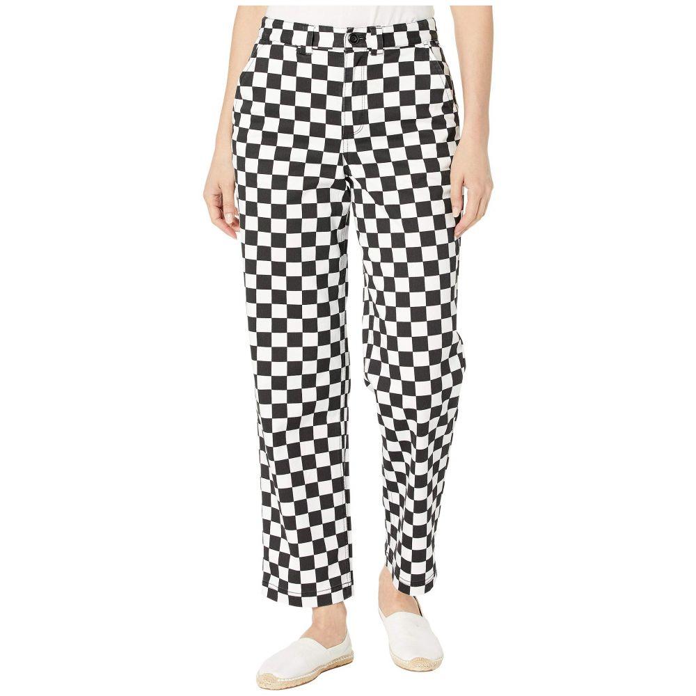 ヴァンズ Vans レディース ボトムス・パンツ【Authentic Print Chino】Checkerboard
