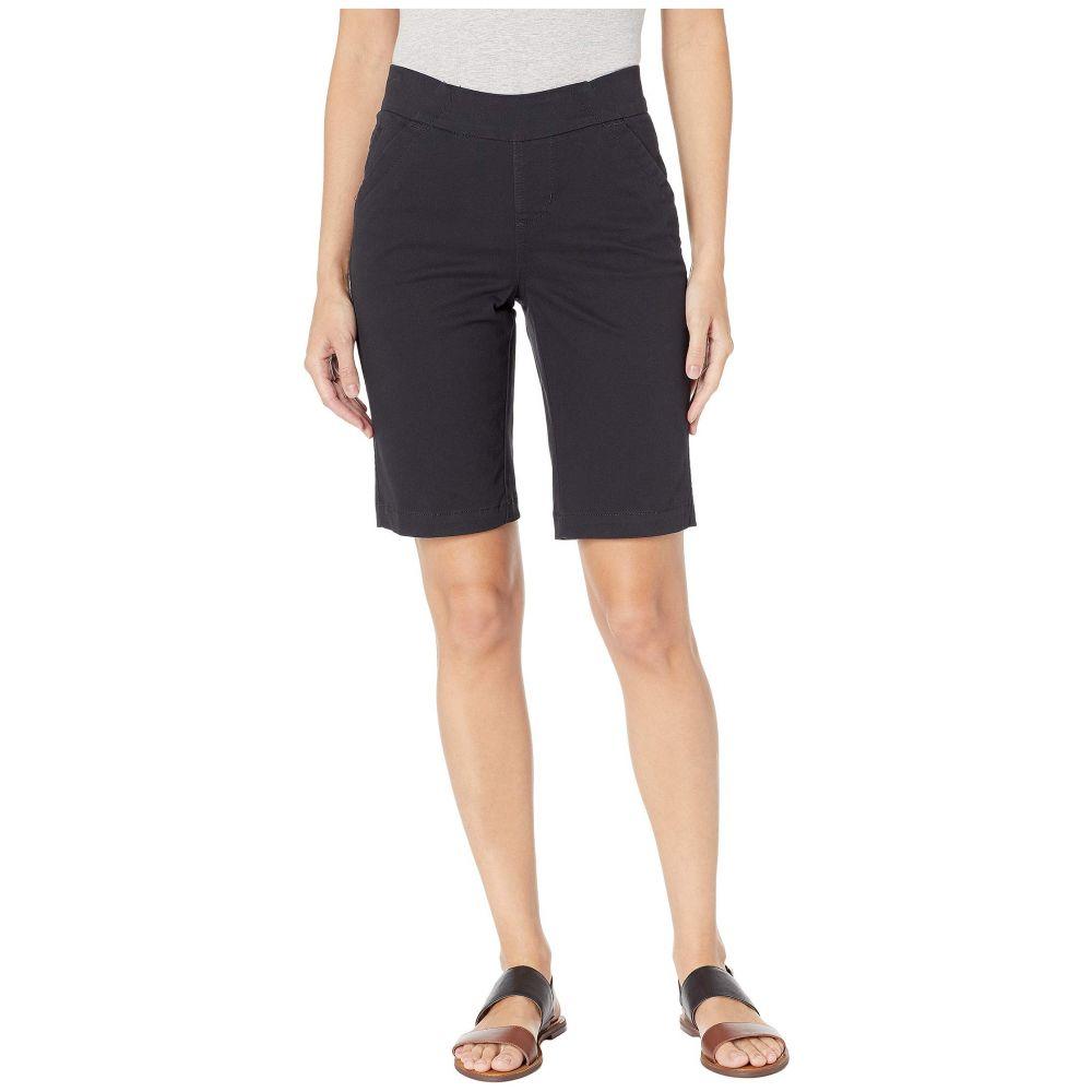 ジャグ ジーンズ Jag Jeans レディース ボトムス・パンツ ショートパンツ【Gracie Pull-On Bermuda Shorts Twill】Black