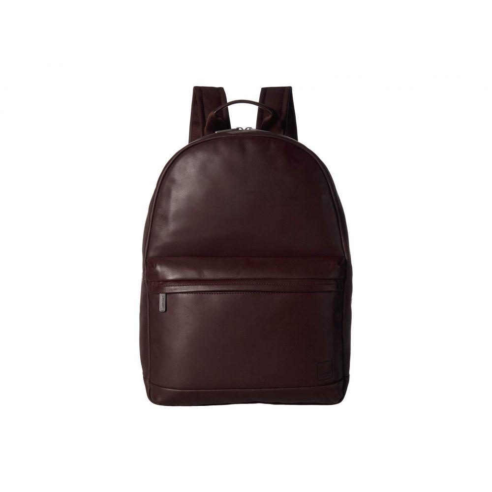 モノ KNOMO London メンズ バッグ パソコンバッグ【Barbican Albion Laptop Backpack】Brown