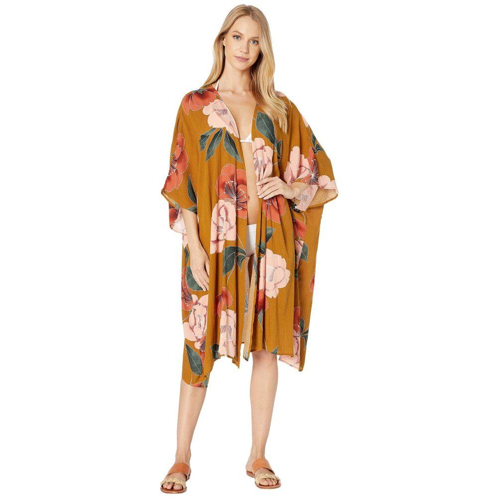 オニール O'Neill レディース 水着・ビーチウェア ビーチウェア【Kimberly Kimono Cover-Up】Gold Coast