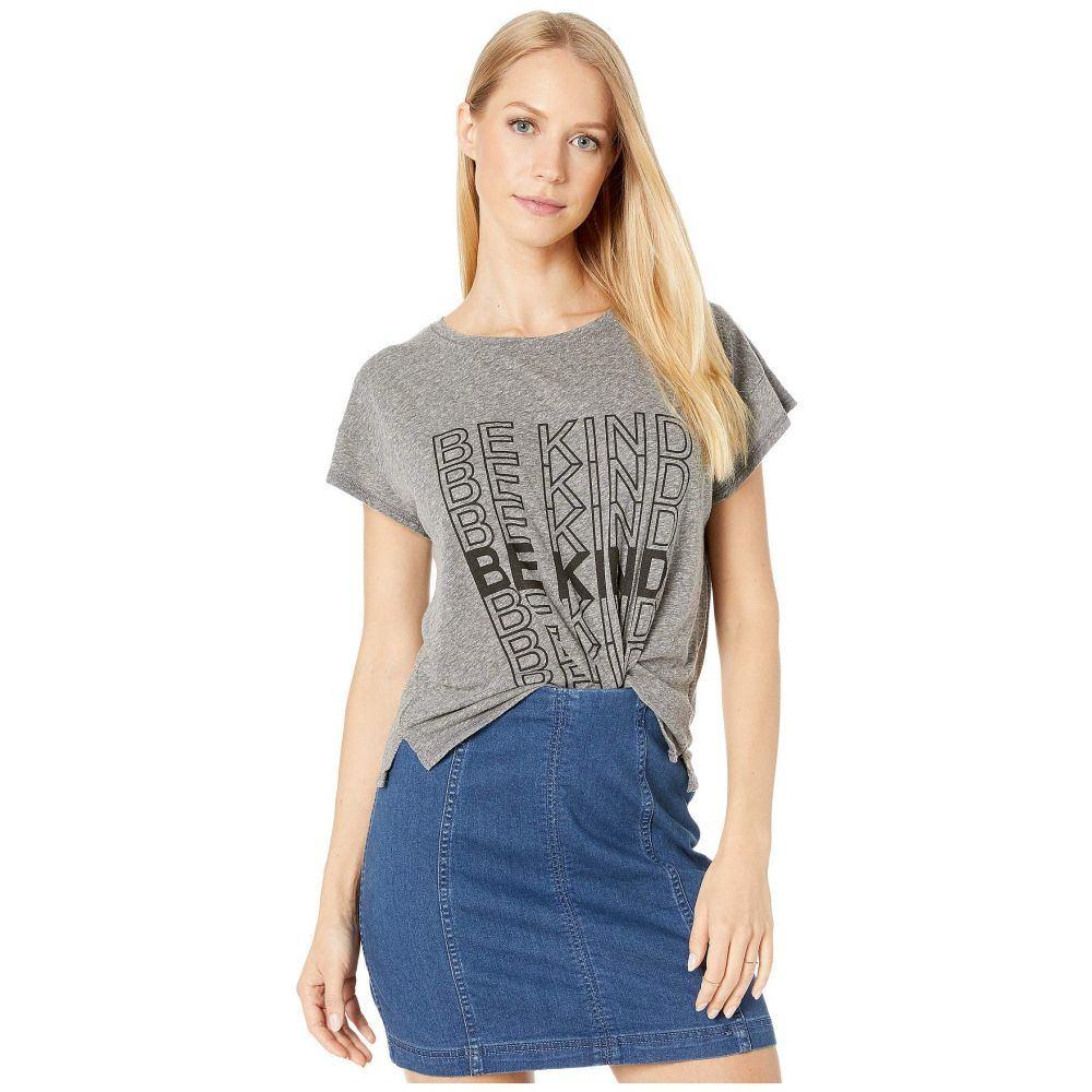 グッドヨーマン good hYOUman レディース トップス Tシャツ【Claire 'Be Kind' Tee】Heather