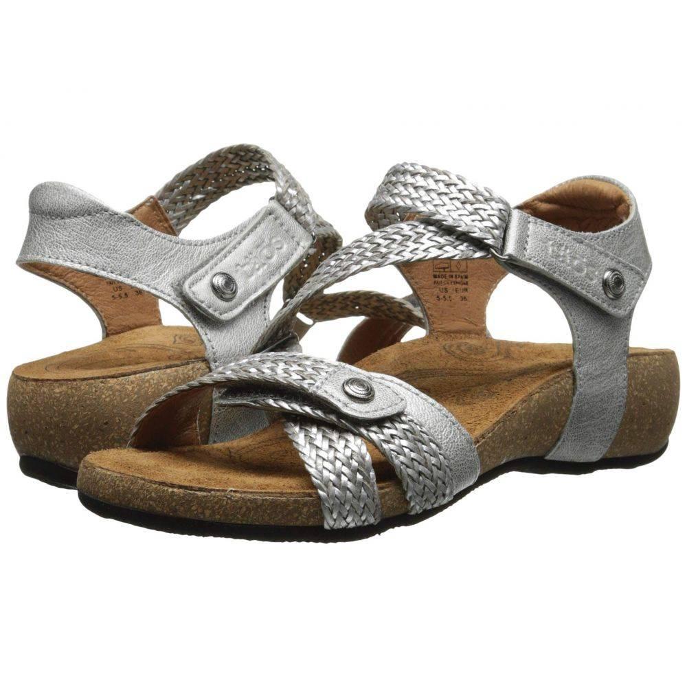 タオス Taos Footwear レディース シューズ・靴 サンダル・ミュール【Trulie】Silver
