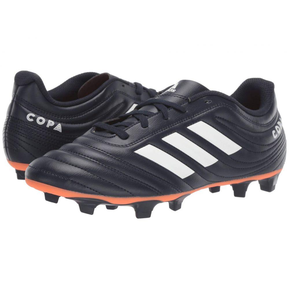 アディダス adidas レディース サッカー シューズ・靴【Copa 19.4 FG】Legend Ink/Footwear White/Hi-Res Coral