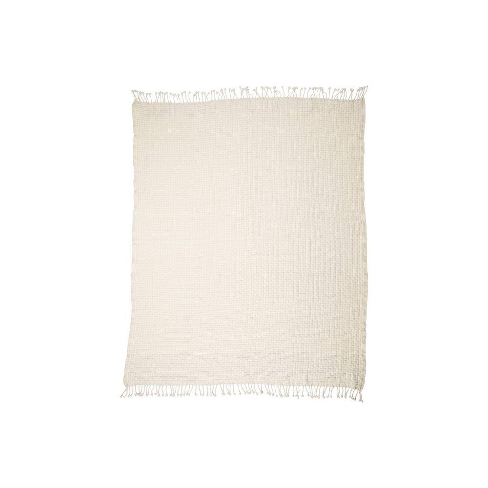 ペンドルトン Pendleton レディース 雑貨【Cestino Throw】White