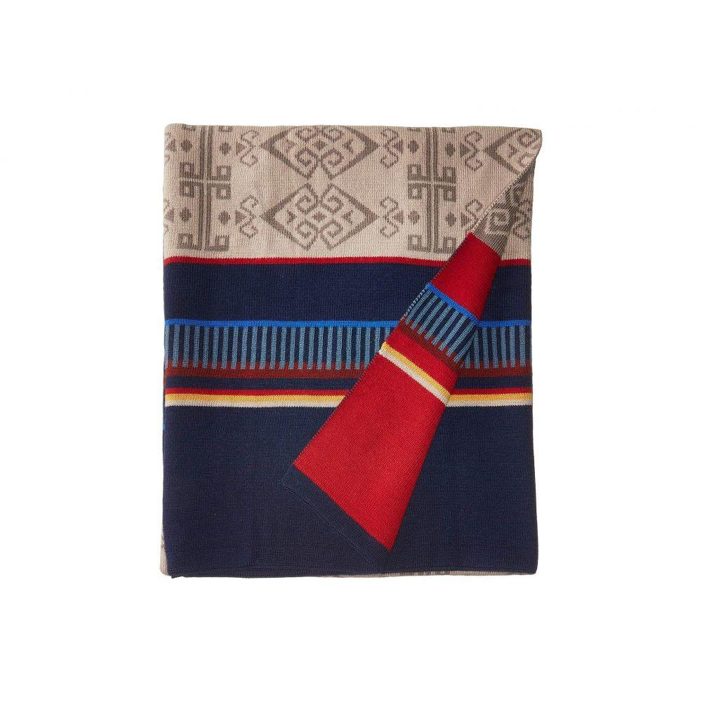 ペンドルトン Pendleton レディース 雑貨【Jacquard Knit Throw】Bighorn Multi