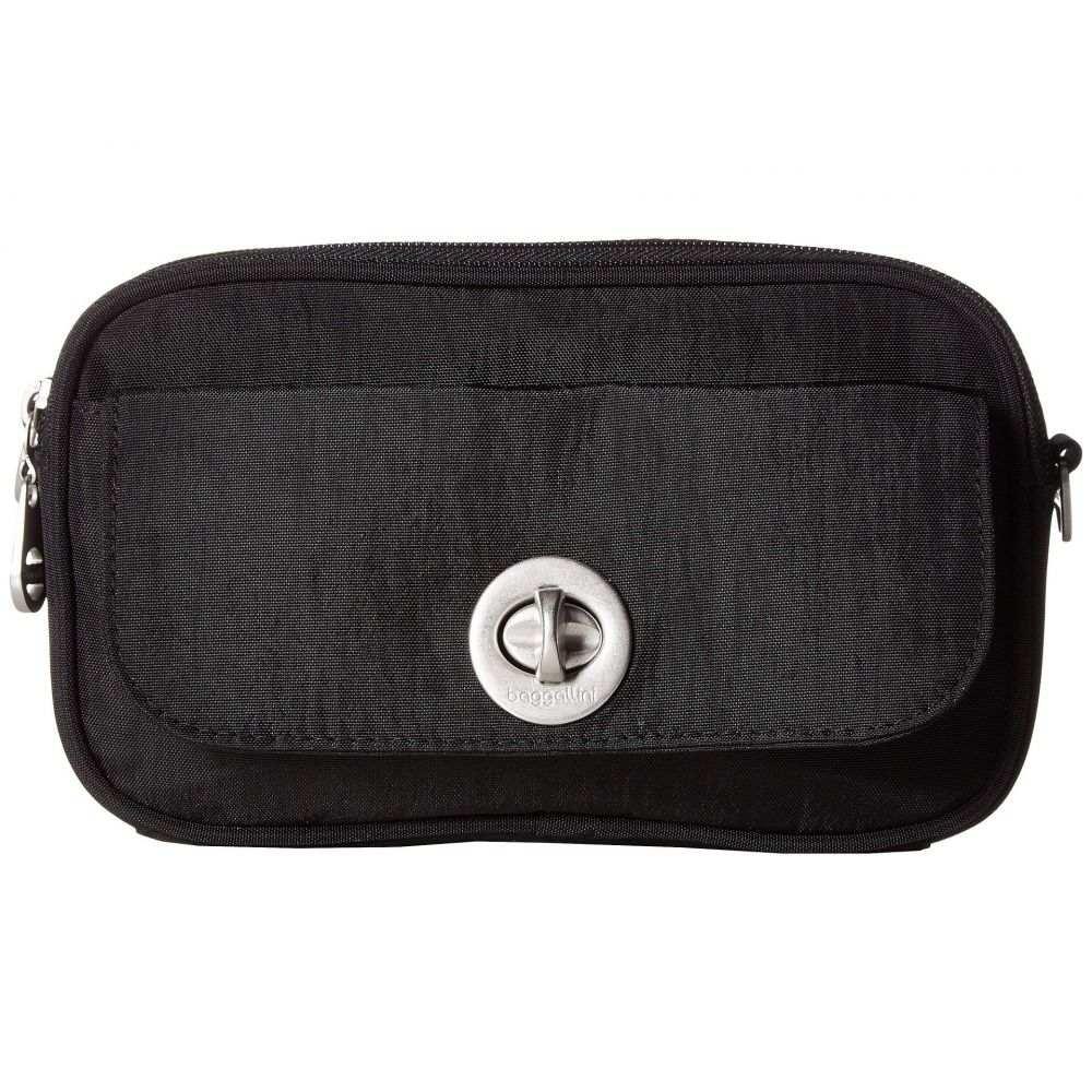 バッガリーニ Baggallini レディース バッグ ショルダーバッグ【Hanoi RFID Convertible Bag】Black