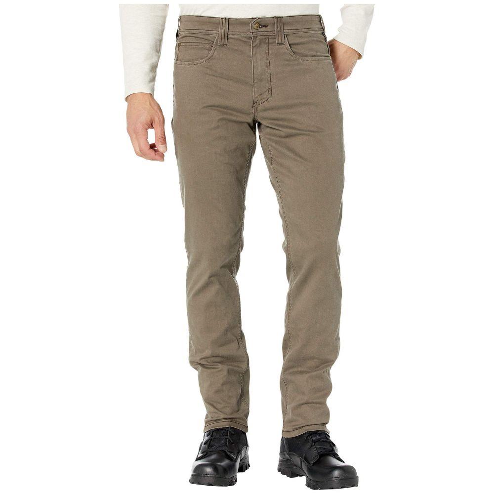 5.11 タクティカル 5.11 Tactical メンズ ボトムス・パンツ スキニー・スリム【Defender-Flex Slim Pants】Major Brown