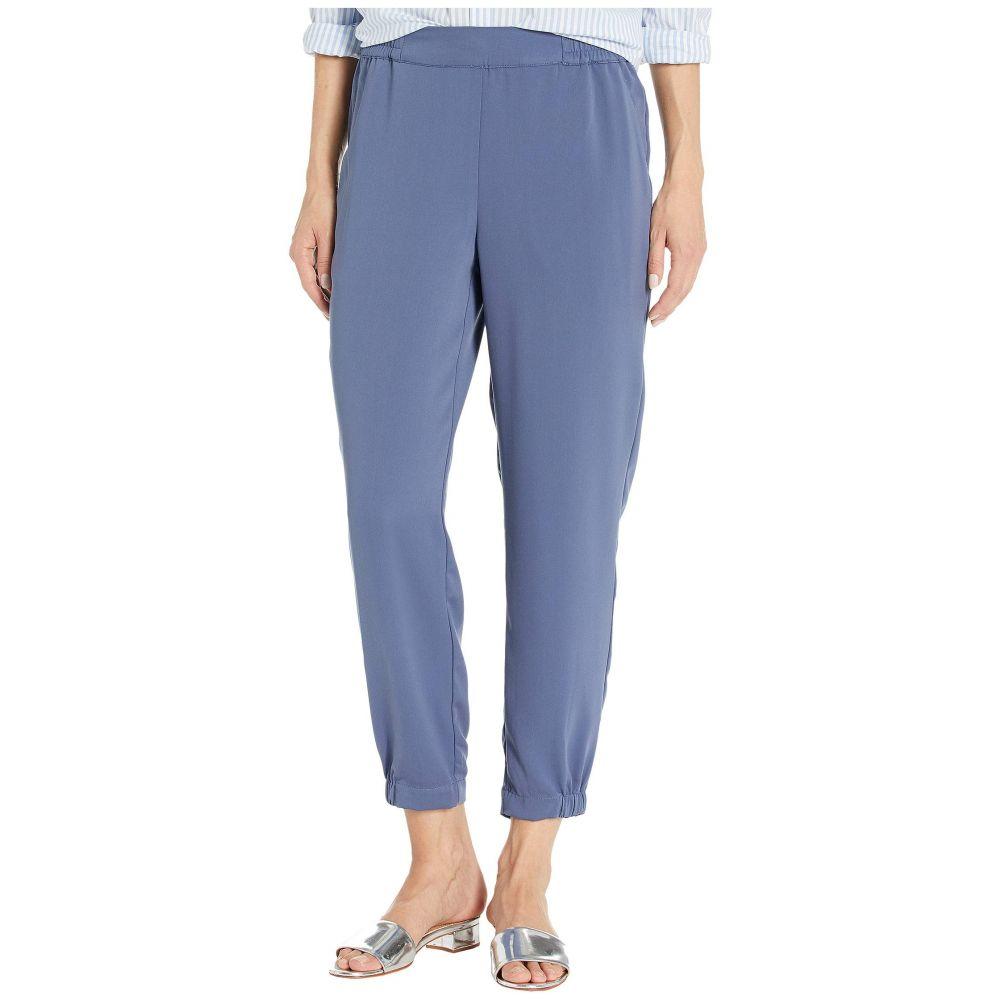 ケンジー kensie レディース ボトムス・パンツ【Elastic Waist Soft Drape Pants KS8K1315】Blue Indigo