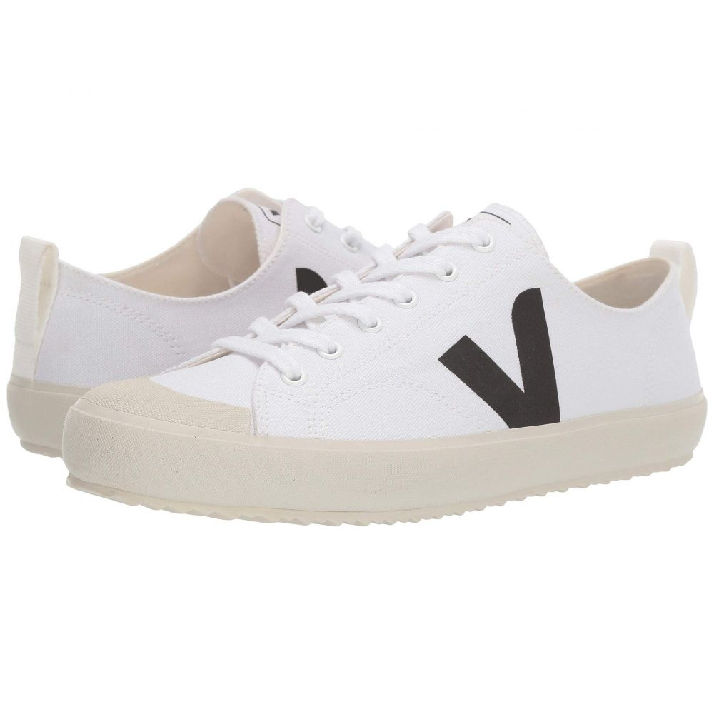 ヴェジャ VEJA レディース シューズ・靴 スニーカー【Nova】White/Black Canvas