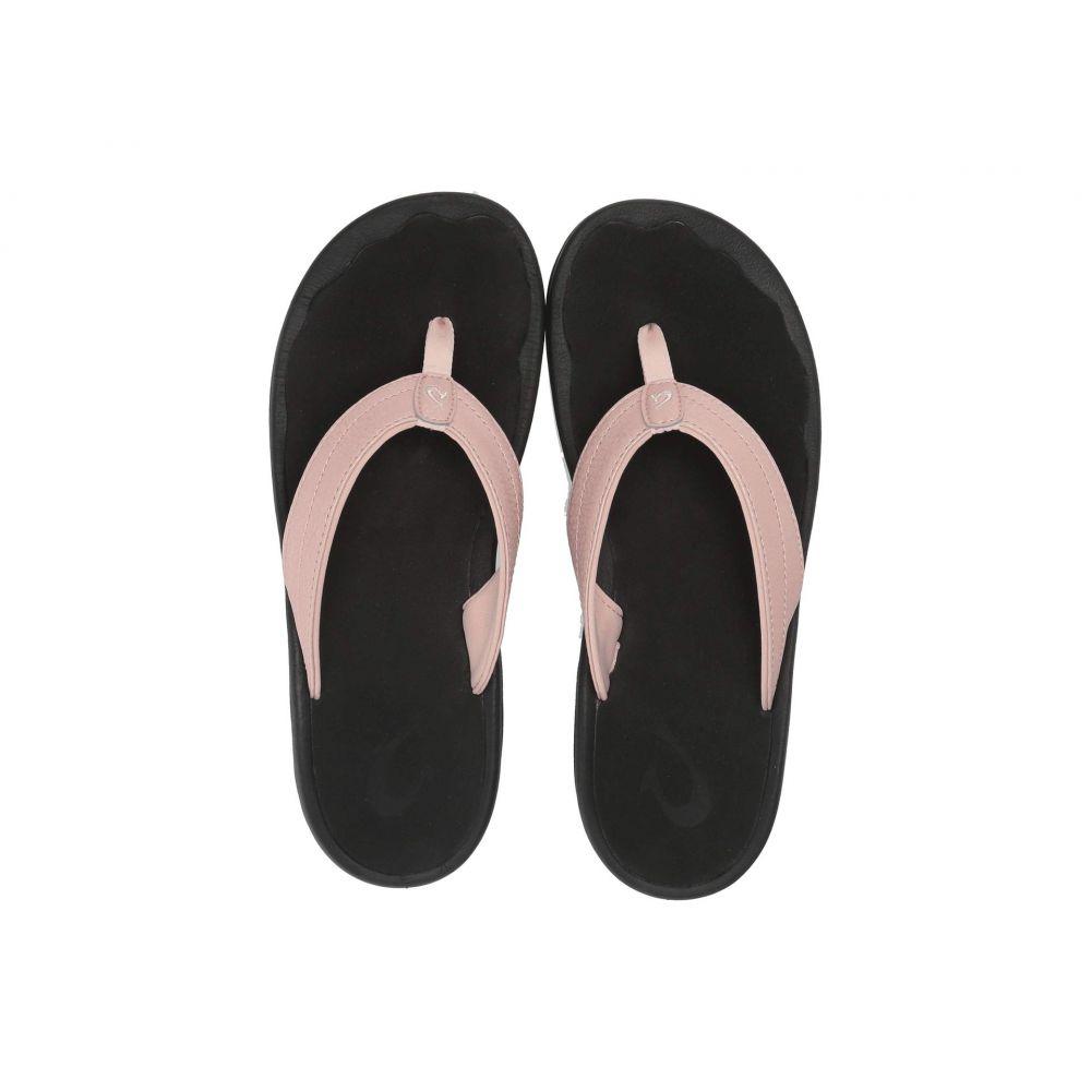 オルカイ OluKai レディース シューズ・靴 ビーチサンダル【Ohana W】Petal Pink/Black